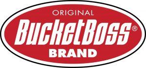 Bucket Boss Logo Red