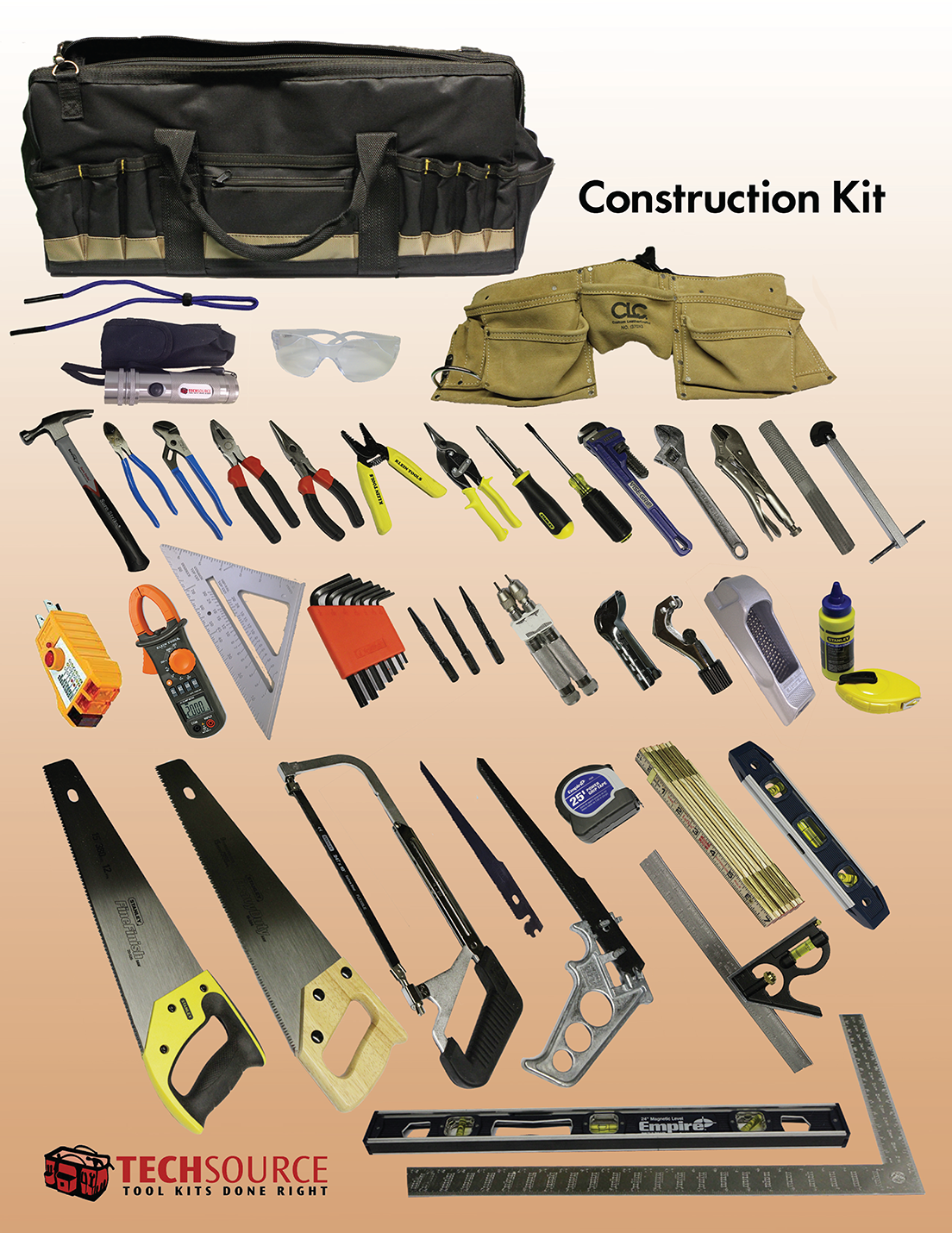 Construction Sample Kit