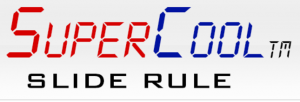 Super Cool Slide Rule logo